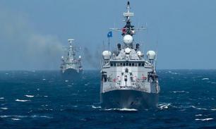 НАТО нервничает из-за российско-китайских учений в Балтийском море