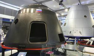 """Россия тестирует макет нового космического корабля """"Федерация"""""""