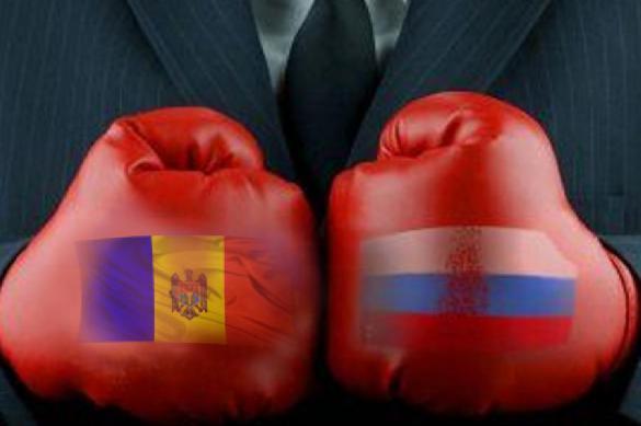 Российская и молдавская экономики на пути сближения споткнулись о политику