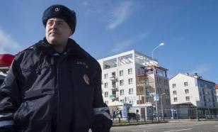 """В Москве задержан очередной """"стреляющий"""" свадебный кортеж"""