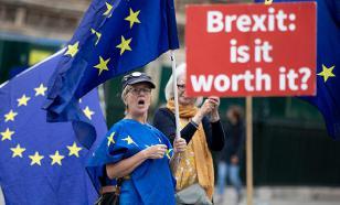 Британия объявила о тупике в переговорах с ЕС