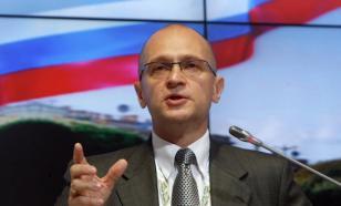 Сергей Кириенко: самые лучшие заявки на президентские гранты пришли из регионов