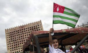 Абхазия не пойдет в Россию за Южной Осетией