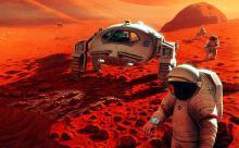 Валерий Рюмин: Покорить Марс можно только всем миром