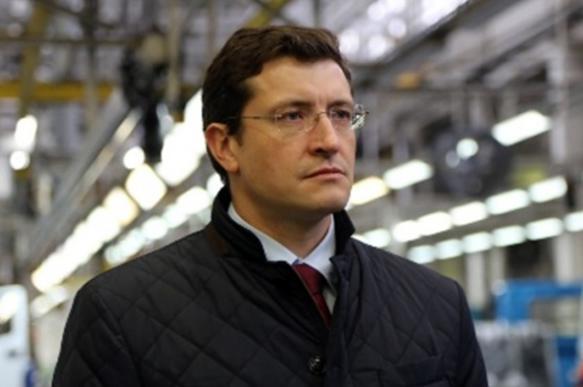 Глеб Никитин вошел в десятку лучших губернаторов России