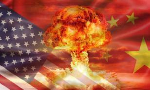 """Пекин рассматривает """"ядерный вариант"""" против США"""