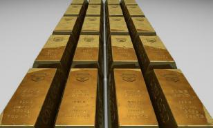 Санкции Запада помогли российскому ЦБ обогнать Китай по запасам золота
