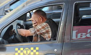 Жительница Читы угнала такси, чтобы добраться до дома