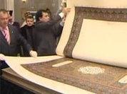 Афганские мастера создали самый большой в мире Коран