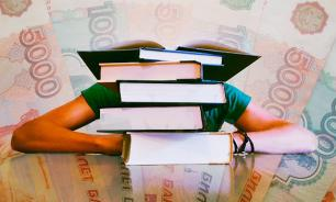 Студенты вузов требуют зарплату в 100 000 рублей