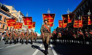 """""""Бессмертный полк"""" запрещает отделять фронтовиков от тыловиков"""