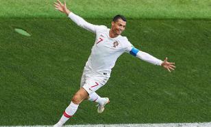 Хет-трик Роналду вывел Португалию в финал Лиги наций