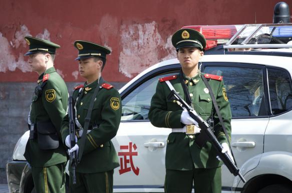 Китайские правоохранители раскрыли 9378 банд в рамках борьбы с ОПГ