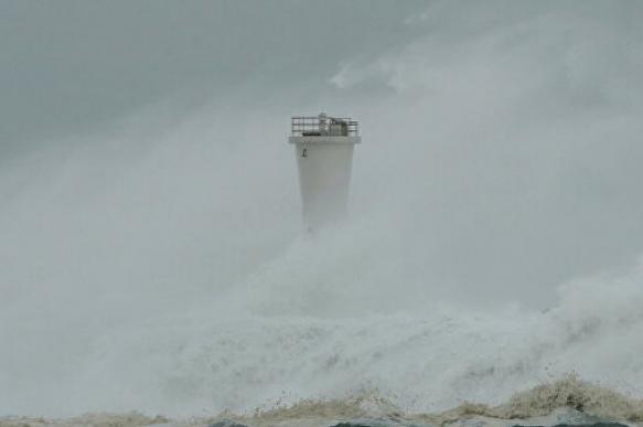 Кремль заявил о готовности помочь Японии в связи с тайфуном