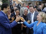США снова сталкивают Грузию и Россию
