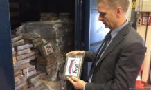 """СМИ: в Европе нашли две тонны кокаина с логотипом """"Единой России"""""""