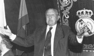 Сантьяго Бернабеу - человек-легенда
