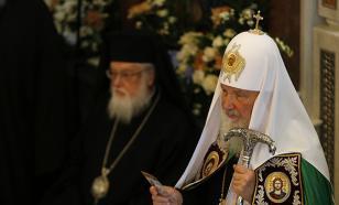 Украина недовольна встречей Елизаветы II с патриархом Кириллом