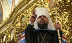 """""""Новая церковь"""" Украины объявила о неподчинении Константинополю"""