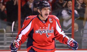 Овечкин вышел на 3-е место в истории НХЛ по голам в пустые ворота