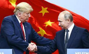 В США предложили дружить с Россией против Китая