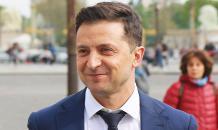 Опрос на Украине: 75% украинцев ждут от Зеленского переговоров с Путиным