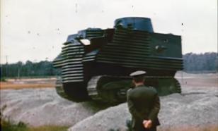 """Эксперты показали """"самый уродливый танк всех времен"""""""