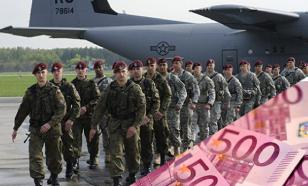 США захватили Польшу и несут ее на заклание