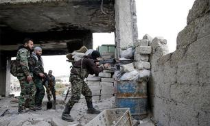 США беснуются из-за поражения в Сирии