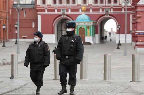 За нарушение карантина в Москве оштрафовали 26 человек