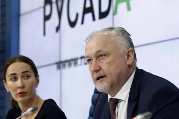 Гануc отреагировал на 298 дел против российских спортсменов