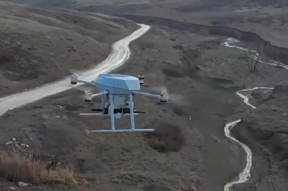 Турецкая армия приняла на вооружение дрон-пулеметчик