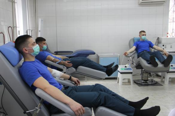 Геям ничто не мешает быть донорами крови и плазмы