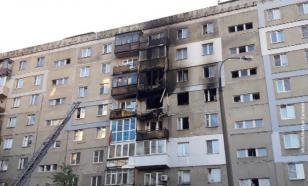 В Нижнем Новгороде произошел взрыв бытового газа в жилом доме