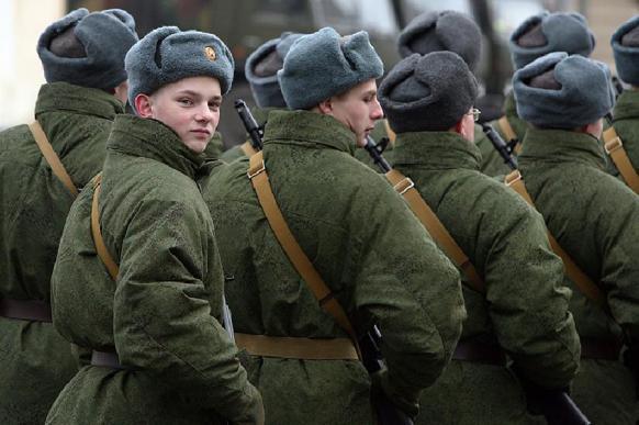 В России могут отменить призыв в армию