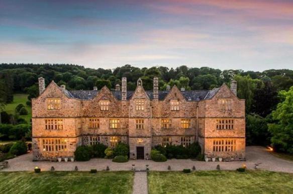 Усадьба с 400-летней историей продается в Англии