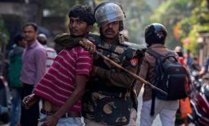 """""""Каждый бунтовщик потрясён"""": индийский политик о полицейской жестокости"""