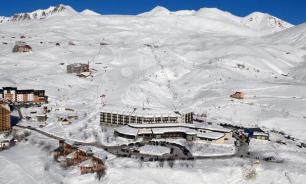 На горные курорты Грузии вода поступает с перебоями