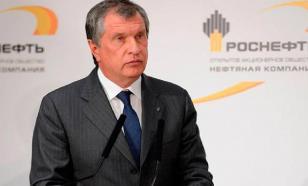 """Сечин: """"Роснефть"""" продолжит сотрудничество с Белоруссией"""