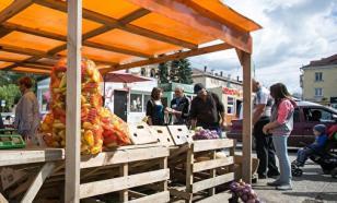 На рынке Екатеринбурга произошел вооруженный конфликт
