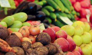 Роспотребнадзор за первый квартал этого года изъял 220 тонн некачественной плодоовощной продукции