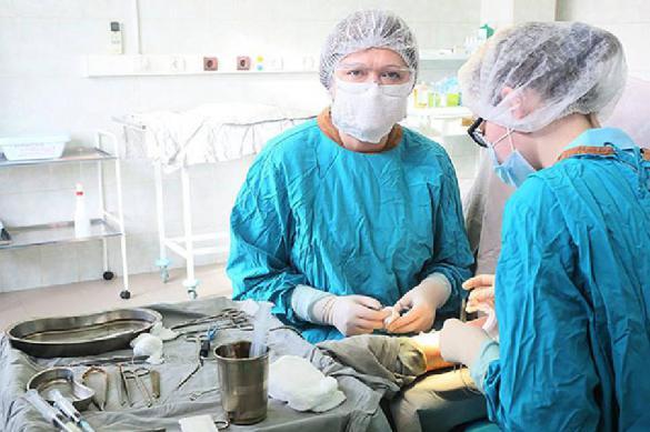 Московские врачи провели уникальную операцию ультразвуком