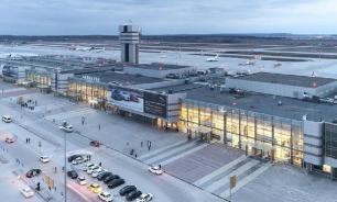 Пассажирский самолет готовится к экстренной посадке в Екатеринбурге