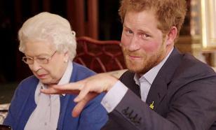 Принц Гарри покинул королевскую семью не из-за Меган Маркл