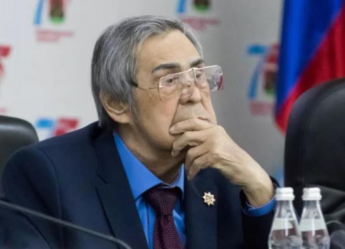 В России появилась книга о жизни Амана Тулеева