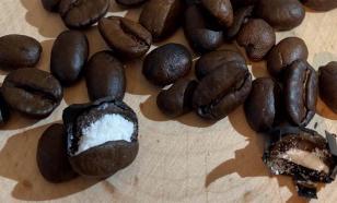 Итальянская полиция нашла кокаин, спрятанный в кофейных зернах
