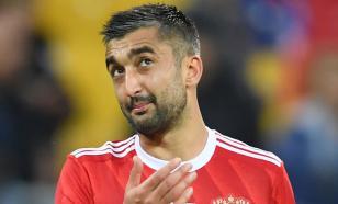 Самедов рассказал о возобновлении карьеры и голе Павлюченко