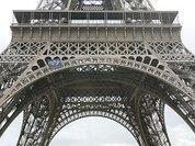 Эйфелева башня - развязка мрачной драмы