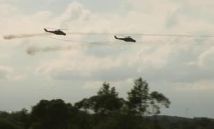 Авиация ЦВО прикрыла поднятые в Сибири войска от условного противника