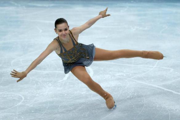 Сотникова в 12 лет пообещала Путину стать олимпийской чемпионкой